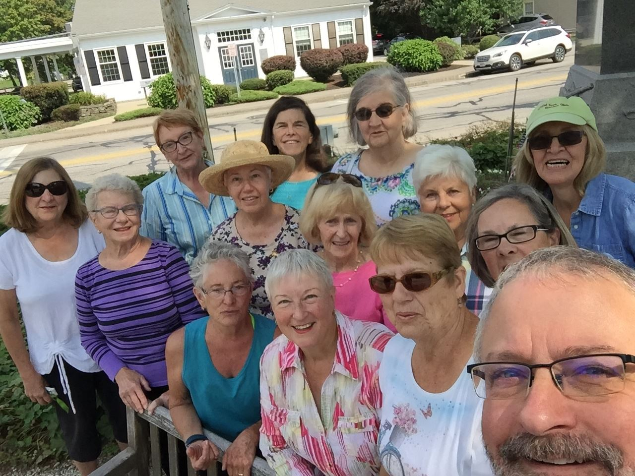 027 With Old York Garden Club