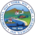 Seal of York, ME